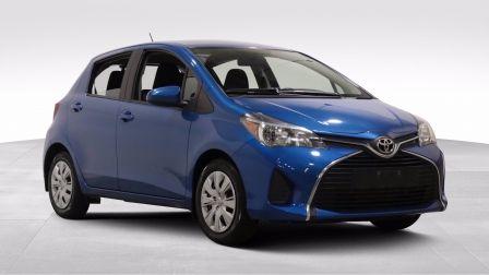2016 Toyota Yaris LE AUTO A/C GR ELECT BLUETOOTH