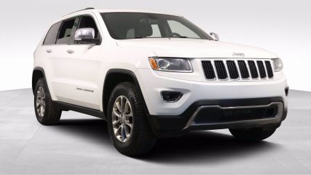 2014 Jeep Grand Cherokee Limited 4WD CUIR TOIT OUVRANT CAMERA BLUETOOTH