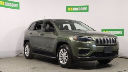 2019 Jeep Cherokee SPORT 4X4 AUTO A/C MAGS CAM RECUL BLUETOOTH                    à Saint-Eustache