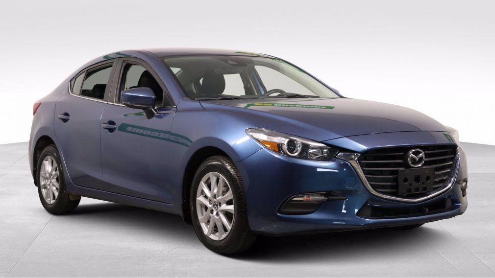 2018 Mazda 3 GS AUTO A/C GR ELECT MAGS CAM RECULE BLUETOOTH #