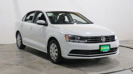 2016 Volkswagen Jetta Trendline AUTO AC GR ELECT BLUETOOTH                    à Drummondville
