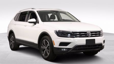 2018 Volkswagen Tiguan SEL AWD A/C CUIR TOIT MAGS GROUPE ELECT CAM RECUL                    à Drummondville