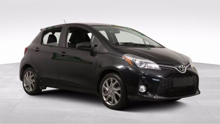 2015 Toyota Yaris SE AUTO A/C MAGS BLUETOOTH