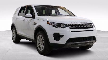 2018 Land Rover DISCOVERY SPORT SE AWD AUTO AC GR ELECT CAMERA DE RECULE BLUETOOTH