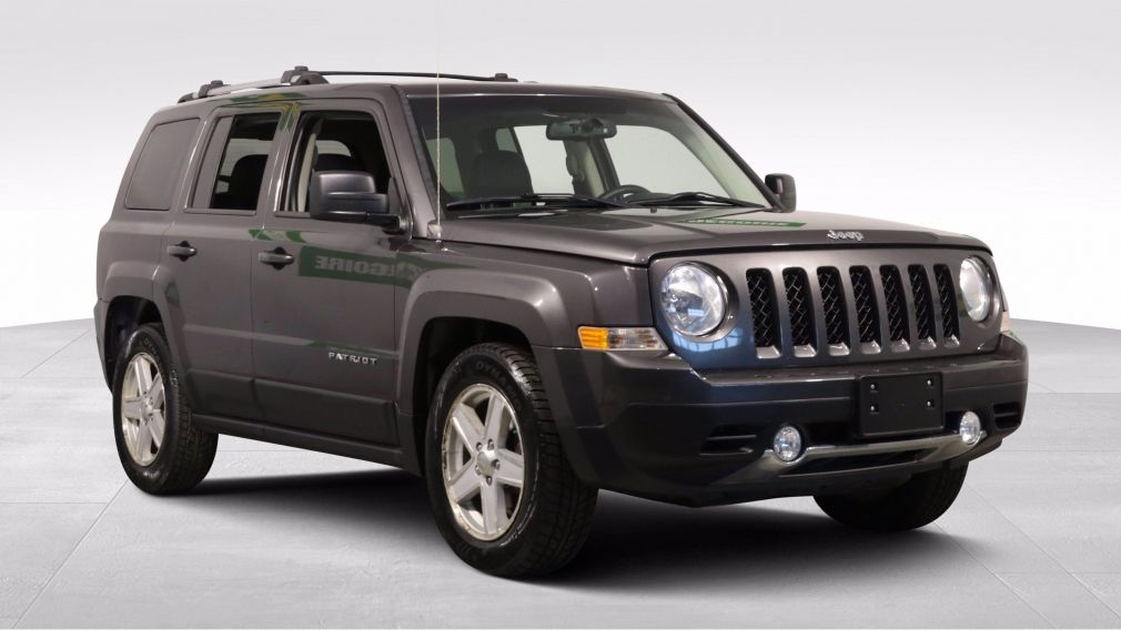 2014 Jeep Patriot LIMITED AUTO A/C TOIT MAGS #