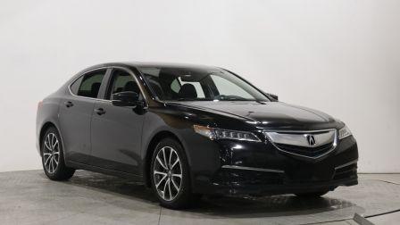 2017 Acura TLX V6 Tech AUTO A/C GR ELECT MAGS CUIR TOIT NAVIGATIO                    à Longueuil