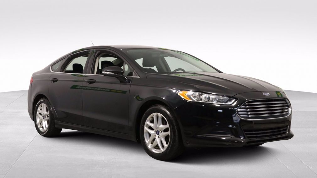 2014 Ford Fusion SE AUTO A/C GR ELECT MAGS CAM RECULE BLUETOOTH #