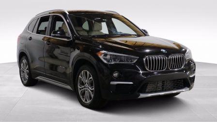 2017 BMW X1 xDrive28i AWD AUTO AC GR ELEC CAMERA DE RECULE BLU                    à Drummondville