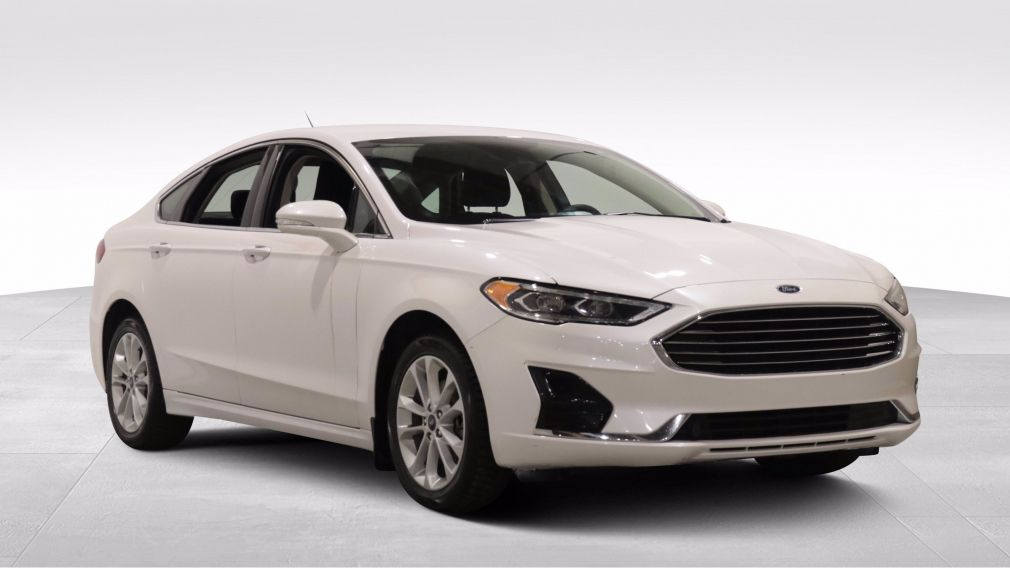 2019 Ford Fusion SEL AUTO A/C GR ELECT MAGS CAM RECUL BLUETOOTH #