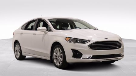 2019 Ford Fusion SEL AUTO A/C GR ELECT MAGS CAM RECUL BLUETOOTH                    à Drummondville