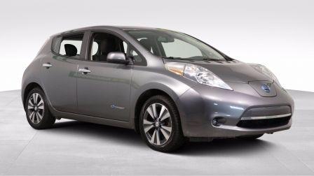 2016 Nissan Leaf SV AUTO A/C GR ELECT MAGS CAM RECULE BLUETOOTH