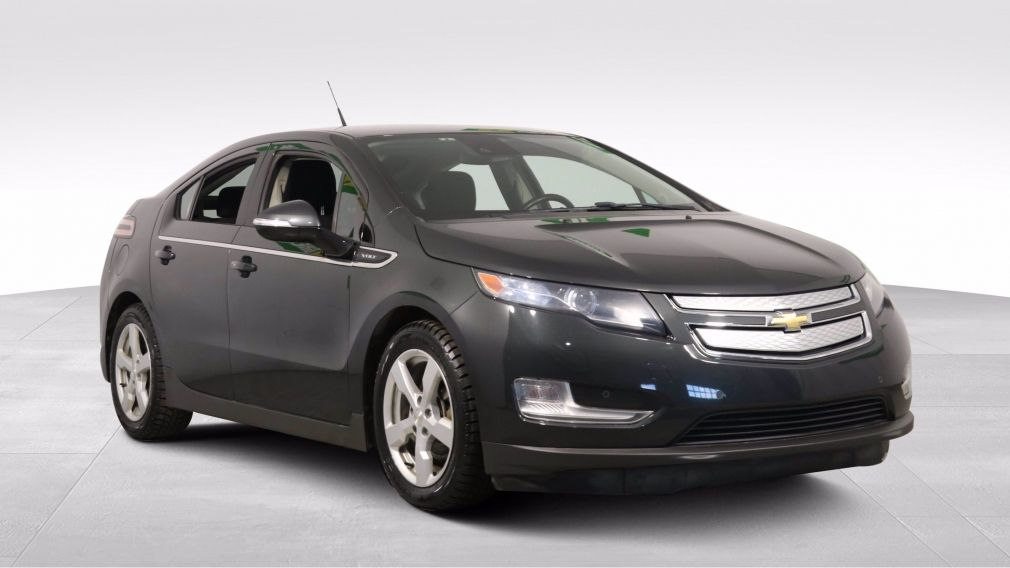 2014 Chevrolet Volt HB AUTO A/C MAGS CAM RECUL BLUETOOTH #