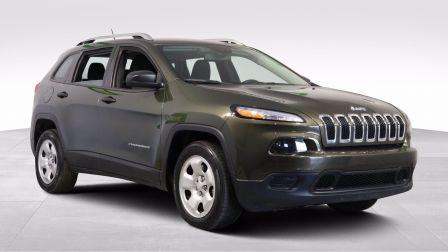 2014 Jeep Cherokee SPORT AUTO A/C GR ELECT                    à Vaudreuil