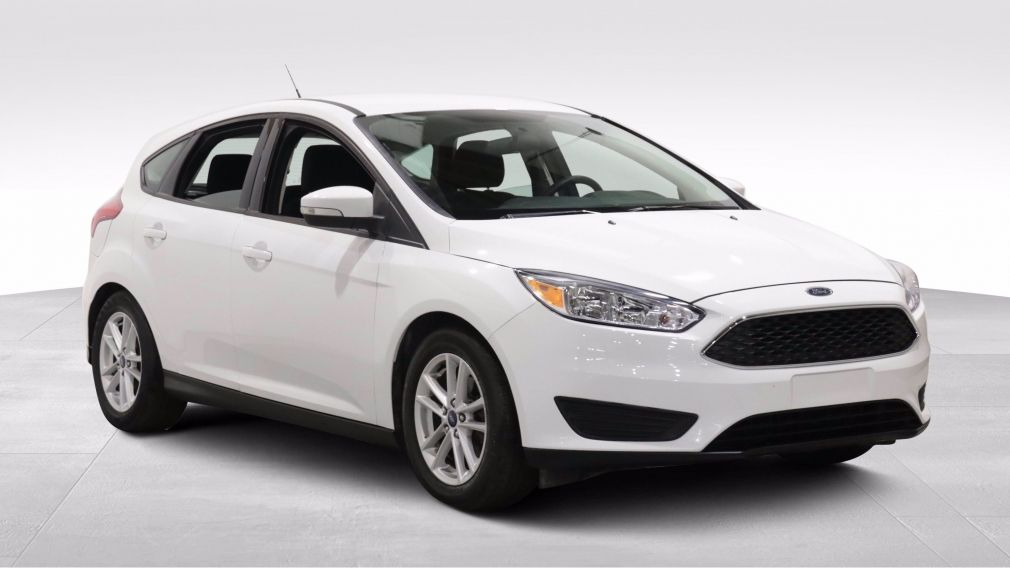 2016 Ford Focus SE AUTO A/C GR ELECT MAGS CAM RECUL BLUETOOTH #