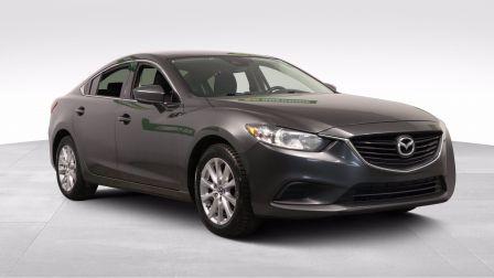 2017 Mazda 6 GS AUTO A/C CAM RECUL BLUETOOTH