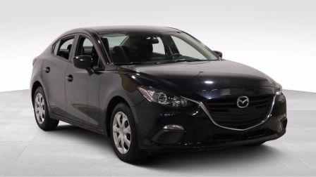 2016 Mazda 3 GX AUTO A/C GR ELECT CAMERA BLUETOOTH