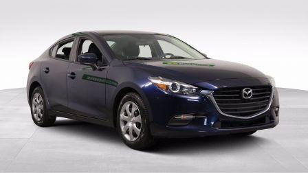 2017 Mazda 3 GX AUTO A/C GR ÉLECT CAM RECUL BLUETOOTH                    à Vaudreuil