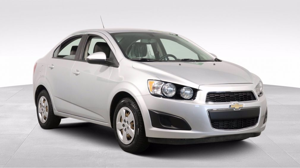 2015 Chevrolet Sonic LS AUTO BLUETOOTH #