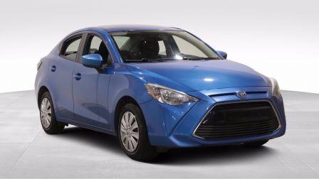 2016 Toyota Yaris 4dr Sdn AUTO A/C GR ELECT BLUETOOTH                    à Montréal