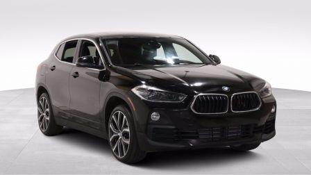 2018 BMW X2 XDRIVE A/C CUIR TOIT MAGS CAM RECUL BLUETOOTH                    à Montréal
