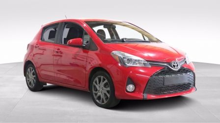 2015 Toyota Yaris SE AUTO AC GR ELEC MAGS BLUETOOTH                    à Drummondville