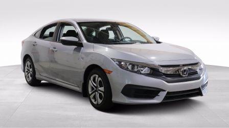2017 Honda Civic LX AUTO AC GR ELEC CAMERA DE RECULE BLUETOOTH                    à Drummondville