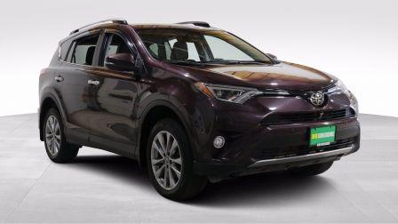 2017 Toyota Rav 4 Limited AUTO AC GR ELECT BLUETOOTH MAGS AWD