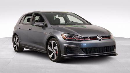 2018 Volkswagen Golf GTI DSG AUTO A/C MAGS TOIT CUIR CAMÉRA RECUL NAV BLUET