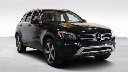 2017 Mercedes Benz GLC GLC 300 AUTO AC GR ELECT BLUETOOTH MAGS AWD                    à Drummondville
