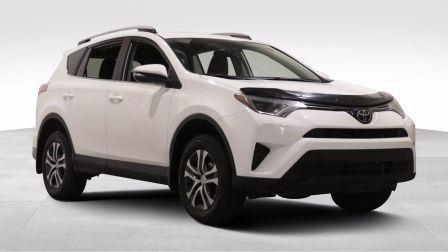 2017 Toyota Rav 4 LE A/C GR ELECT CAMERA RECUL BLUETOOTH                    à Montréal