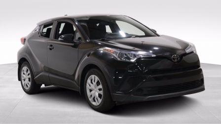 2019 Toyota C HR  FWD *Ltd Avail* A/C GR ELECT CAMERA RECUL BLUETOO                    à Saguenay