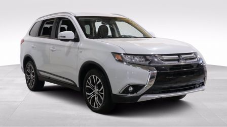 2018 Mitsubishi Outlander SE 4WD AUTO AC GR ELEC CAMERA DE RECULE BLUETOOTH
