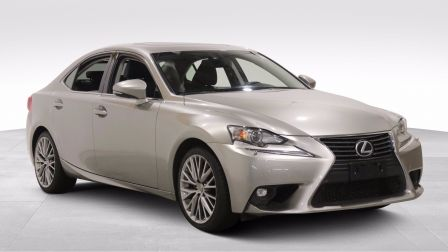 2015 Lexus IS250 4dr Sdn AWD AUTO A/C GR ELECT MAGS CUIR TOIT CAMER                    in Terrebonne