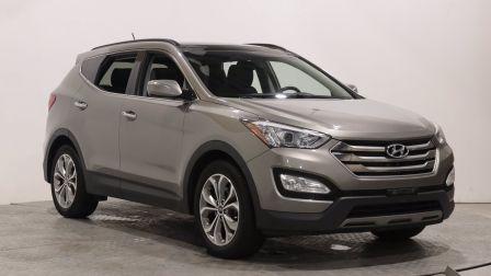 2015 Hyundai Santa Fe SE AUTO A/C CUIR TOIT MAGS CAM RECUL BLUETOOTH                    à Longueuil