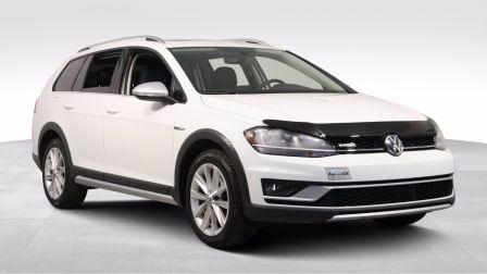 2019 Volkswagen Golf Alltrack DSG Awd Cuir Mags Toit-Ouvrant Bluetooth                    à Saguenay