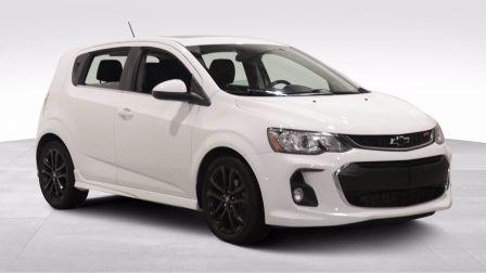 2017 Chevrolet Sonic Premier A/C TOIT GR ELECT CAMERA RECUL BLUETOOTH                    à Montréal