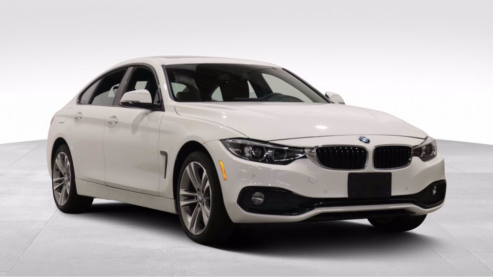 2018 BMW 430i 430i XDRIVE A/C CUIR TOIT MAGS NAV CAM RECUL #