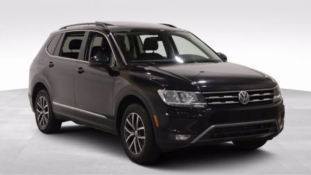 2018 Volkswagen Tiguan Comfortline AUTO A/C GR ELECT AWD MAGS CUIR TOIT                    à Repentigny