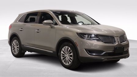 2016 Lincoln MKX Select AUTO A/C GR ELECT MAGS AWD AWD CUIR TOIT                    à Saguenay