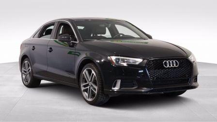 2017 Audi A3 2.0T AWD A/C CUIR TOIT MAGS CAM RECUL BLUETOOTH                    à Drummondville