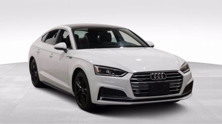 2018 Audi A5 TECHNIK AUTO A/C CUIR TOIT MAGS NAV CAM RECUL                    à Sherbrooke