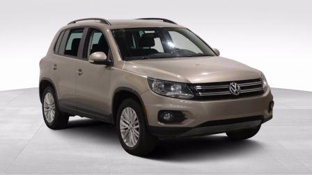 2016 Volkswagen Tiguan Special Edition AUTO A/C GR ELECT MAGS CAMERA AWD
