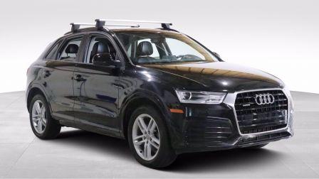 2018 Audi Q3 Komfort AUTO AC GR ELECT BLUETOOTH MAGS AWD