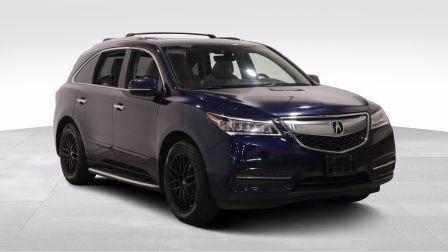 2016 Acura MDX Nav Pkg AUTO A/C GR ELECT TOIT CUIR CAMERA BLUETOO                    à Vaudreuil