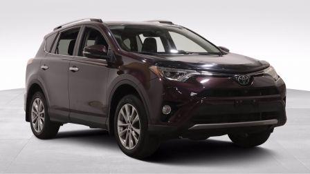 2016 Toyota Rav 4 Limited AUTO A/C GR ELECT MAGS CUIR TOIT NAVIGATIO                    à Montréal