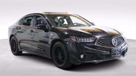 2018 Acura TLX ELITE A-SPEC A/C GR ELECT MAGS CAM RECULE