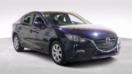 2015 Mazda 3 GX AUTO AC GR ELECT BLUETOOTH                    à Sherbrooke