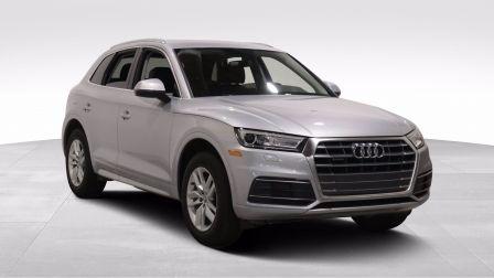 2018 Audi Q5 Komfort AUTO A/C GR ELECT MAGS CUIR CAMERA BLUETOO                    à Montréal