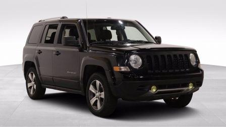 2017 Jeep Patriot AWD AUTO A/C GR ÉLECT CUIR TOIT MAGS                    à Drummondville