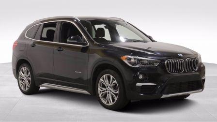 2017 BMW X1 xDrive28i. AUTO A/C GR ELECT MAGS AWD CAMERA CUIR                    à Montréal